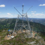 Flatiron-Graham: High Elevation Power line Tower