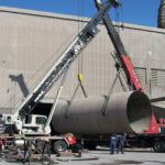 Lehigh Canada Inland: 200 ft. Shell Replacement